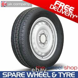 16 VW Crafter 2006 2017 Full Size Spare Wheel and 235/65 R16 Tyre 6 Stud Only