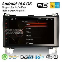 9 Android 10.0 Autoradio Navi CarPlay Mercedes Benz A/B Klasse Viano VW Crafter