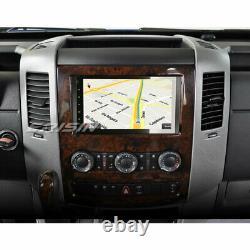 9 Autoradio GPS Navi DTV Mercedes Benz A/B Klasse Sprinter Vito Viano Crafter