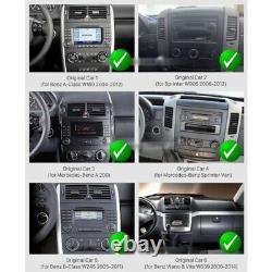 9 zoll Autoradio GPS Navi Wifi für Mercedes A B Sprinter Vito Viano VW Crafter