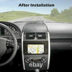Android 10.0 Head Unit DVD Radio GPS Sat Navi For Mercedes Viano Vito VW Crafter