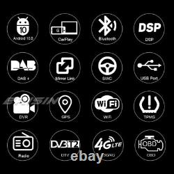 Android 10.0 Mercedes Benz A/B Sprinter Viano Crafter DSP Car Stereo CarPlay GPS