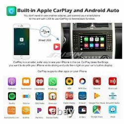 Android 10 Autoradio DAB+GPS DSP Mercedes A/B Klasse Sprinter Viano Vito Crafter