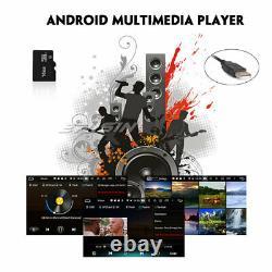 Autoradio Android 9.0 DAB+ Mercedes Benz A/B Klasse Sprinter Viano Vito Crafter
