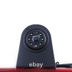 Brake Light Rear Reverse Camera + 4.3'' Monitor For Mercedes Sprinter VW Crafter