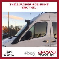 Bravo Snorkel Kit for Mercedes-Benz Sprinter W906 & Volkswagen VW Crafter 06-18