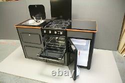 Campervan Pod Unit For VW Crafter, Mercedes Sprinter, Peugeot Boxer, Pre-Build