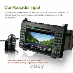 DAB+ Autoradio Mercedes Benz A/B Klasse Sprinter Vito Viano Crafter GPS Navi DVD