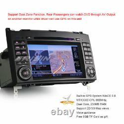 DAB+ Mercedes Benz A/B Klasse Sprinter Vito Viano VW Crafter Autoradio GPS BT CD