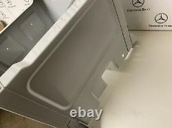 GENUINE SINGLE MERCEDES SPRINTER OR VOLKSWAGEN CRAFTER PASSENGER SEAT BASE White