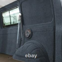 Innenverkleidung Verkleidung Filz Vlies Schiefer 8x2m passend für VW T6 T5 T4