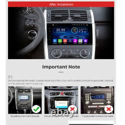 Mercedes A B Class 9 Sprinter Vito Viano VW Crafter Android Navi GPS WIFI