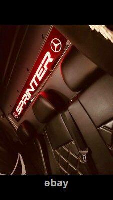 Mercedes SPRINTER / CRAFTER light Board. Not Kelsa