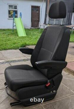 Mercedes Sprinter / Crafter Drivers Captains Seat Twin Double Armrest 2006-2018