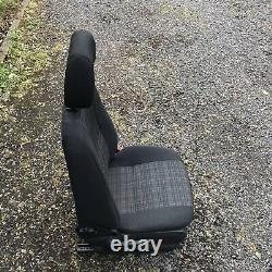 Mercedes Sprinter VW Crafter Front Driver Seat 2017 06-18