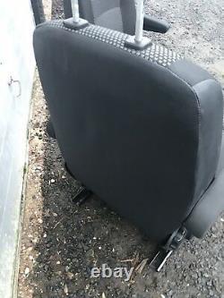 Mercedes Sprinter /VW Crafter Front Extra Comfort Driver & Passenger SEATS 06-17