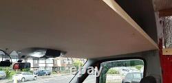 Mercedes Sprinter / VW Crafter Headliner Cab Shelf READY MADE LARGE Storage