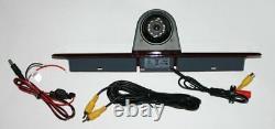 Mercedes Sprinter/VW Crafter High Level Brake Light SonyCCD Reversing Camera Kit