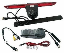 Mercedes Sprinter/VW Crafter Rear Brake Light Reversing CCD Camera Kit