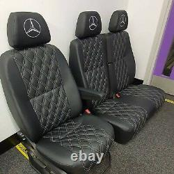 Mercedes Sprinter/ VW Crafter Seats 2006 on wards