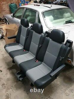 Mercedes Sprinter/ VW crafter Rear Seats motorhome Camper Crew Van Armrest