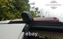 Mercedes Sprinter Vw Crafter Brake Light Wired Reversing Reverse Camera 5 LCD