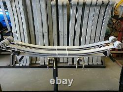 Mercedes Sprinter / Vw Crafter Extra Heavy Duty Leaf Springs With U Bolts
