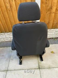 Mercedes W906 Sprinter / VW Crafter Front Driver Double Armrest HEATED Seat 2017