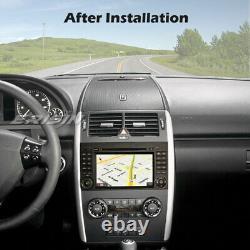 Octa Core DAB+Car Stereo for Mercedes A/B-Class Viano Vito Sprinter Android 10.0