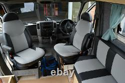 VW Crafter, Mercedes Sprinter seats re-trimming service