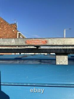 Van Roof Rack Bar for Mercedes Sprinter (2006 on) SWB W906 Crafter